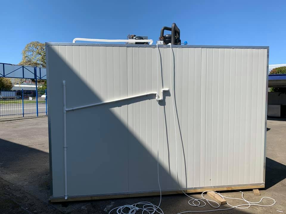 Tararua Refrigeration Services Covering Tararua and the Wairarapa Regions. For all Cool room and freezer design, insulated cool room panel installation and maintenance work.