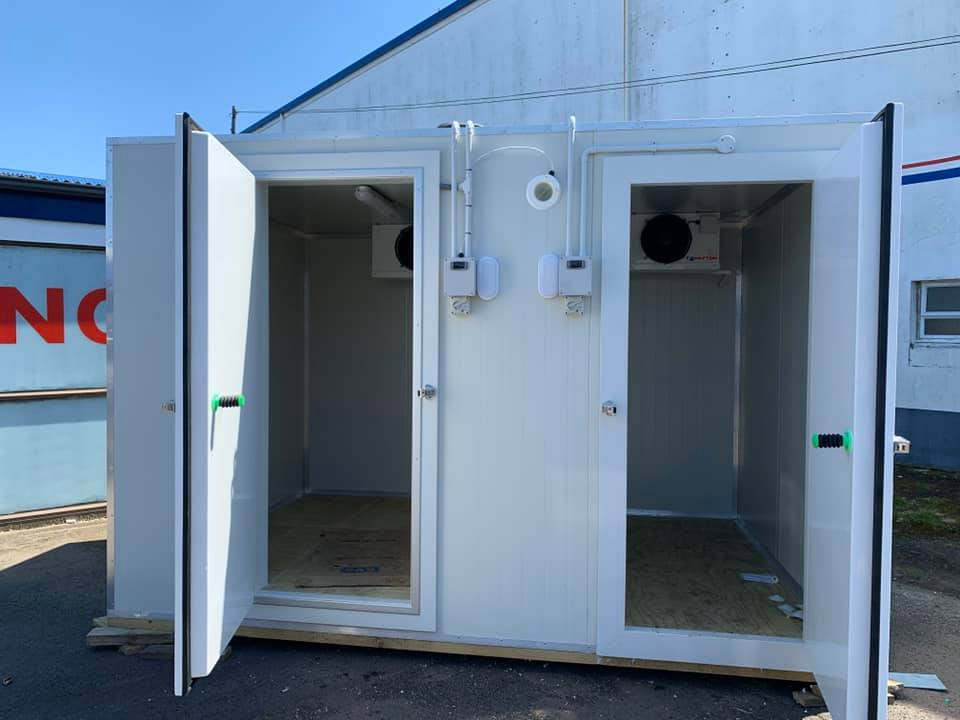 Tararua Refrigeration Services, covering Tararua and the Wairarapa Regions Bespoke cool room and freezer design, insulated cool room panel installation and maintenance work.