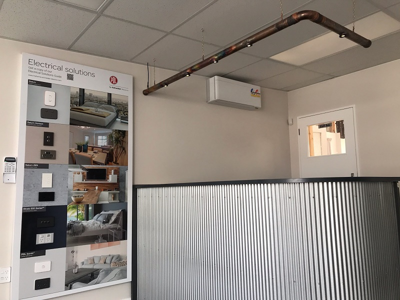 Tararua Refrigeration Services design and install all facets of electrical work.