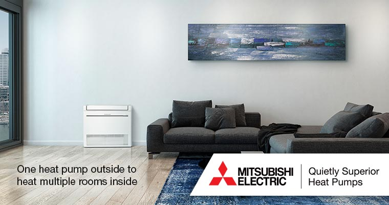 Mitsubishi Heat Pump installers Tararua and Wairarapa